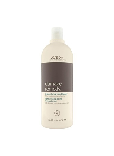 Aveda Aveda Damage Remedy Restructuring Conditioner Saç Kremi 1L Renksiz
